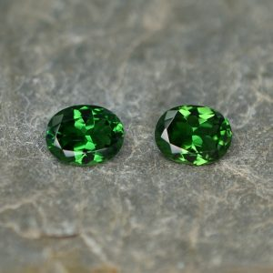 ChromeTourmaline_oval_pair_6.9x5.3mm_1.45cts_ct155