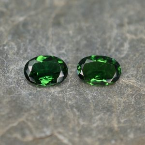 ChromeTourmaline_oval_pair_7.0x5.0mm_1.10cts_ct191