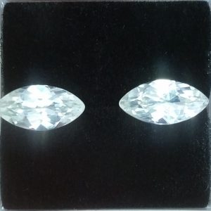 WhiteZircon_marquise_pair_9.0x4.5mm_2.31cts_zn1907