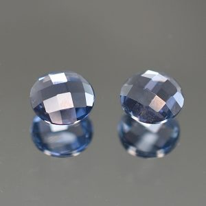 BlueSpinel_rose_cut_round_pair_5.0mm_0.78cts_sp243