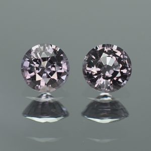 GreySpinel_round_pair_6.0mm_1.89cts_sp232