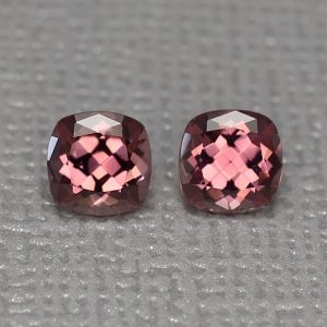 RoseZircon_sq_cush_pair_5.5mm_2.29cts_zn1868