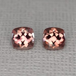 RoseZircon_sq_cush_pair_5.9mm_2.79cts_zn1871