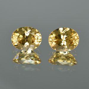 YellowZircon_oval_pair_10.1x8.1mm_8.69cts_zn2203