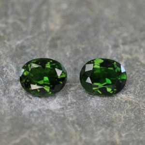 ChromeTourmaline_oval_pair_7.8x6.2mm_2.28cts_ct181