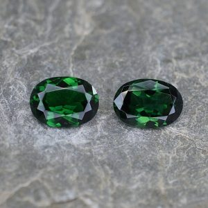 ChromeTourmaline_oval_pair_8.3x6.0mm_2.19cts_ct180