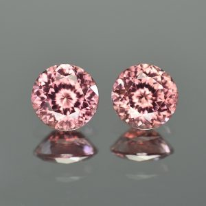 RoseZircon_round_pair_8.5mm_6.91cts_zn3211