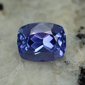Tanzanite_cushion_6.6x5.3mm_1.11cts_tz159