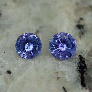 Tanzanite_round_pair_4.2mm_0.52cts_tz218