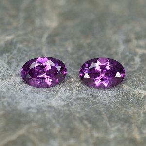 PurpleGarnet_oval_pair_6.0x4.0mm_1.05cts_pl510