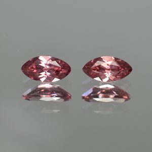 RoseZircon_marquise_pair_10.0x5.2mm_3.43cts_zn1184