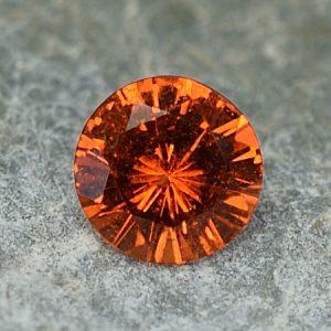 OrangeGrossular_round_5.0mm_0.53cts_og177