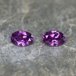 PurpleGarnet_oval_pair_6.0x4.0mm_1.04cts_pl509