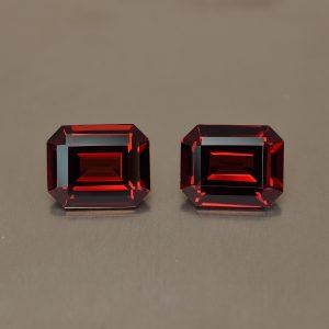 RedGarnet_eme_cut_pair_10.5x8.5mm_8.43cts_rg187
