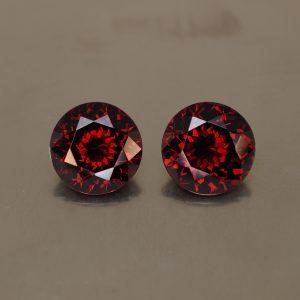 RedGarnet_round_pair_12.0mm_14.20cts_rg155