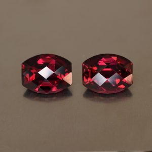 Rhodolite_ch_barrel_pair_10.0x8.0mm_7.32cts_rh209