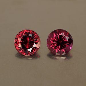 Rhodolite_round_pair_8.5mm_5.61cts_rh171