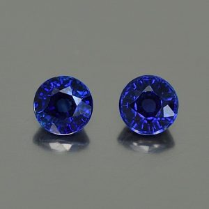 BlueSapphire_round_pair_3.8mm_0.64cts_H_sa457