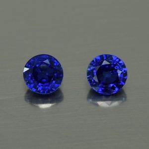 BlueSapphire_round_pair_4.2mm_0.97cts_H_sa461