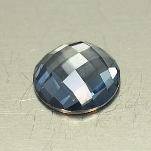 GreySpinel_round_rose_cut_6.0mm_0.76cts_sp249