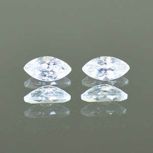 WhiteZircon_marquise_pair_8.0x4.0mm_1.76cts_H_zn1905
