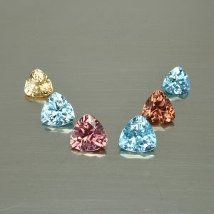 BluImpRosYelZircon_Earrings_Suite_trill_5.5-7.0mm_8.13cts_6pcs_H_a_zn979