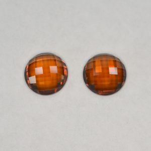 OrangeZircon_round_rose_cut_pair_11.5mm_15.02cts_N_a_zn1387