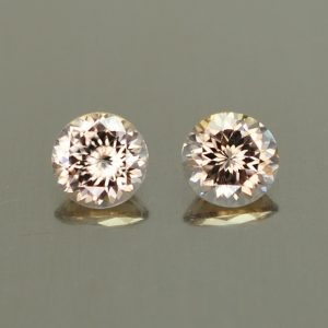 PinkChampagneZircon_round_pair_4.5mm_1.01cts_N_zn2864