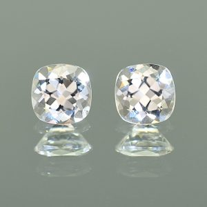 WhiteZircon_sq_cush_pair_7.1mm_4.53cts_H_zn2367