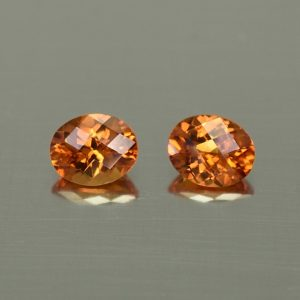 OrangeGrossular_ch_oval_pair_5.0x4.0mm_0.82cts_og156