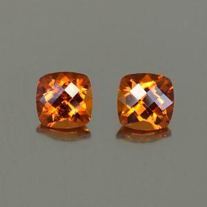 OrangeGrossular_ch_sq_cush_pair_5.0mm_1.27cts_og151