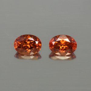OrangeGrossular_oval_pair_8.0x6.0mm_3.11cts_og119