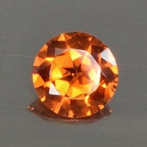 OrangeGrossular_round_6.5mm_0.91cts_og157