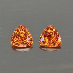 OrangeGrossular_trill_pair_6.1mm_1.77cts_og118