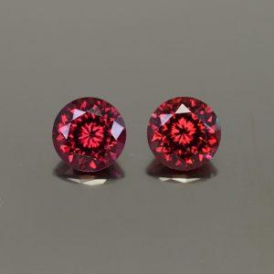 Rhodolite_round_pair_7.5mm_4.22cts_rh315