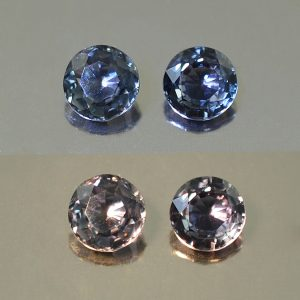 ColorChangeSapphire_round_pair_4.3mm_0.82cts_N_sa163_combo